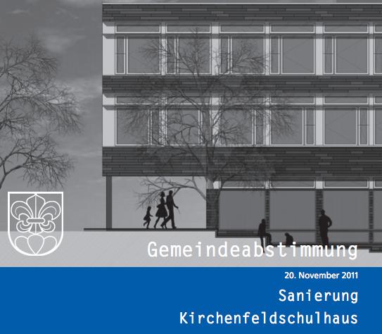 Screenshot Dokument Gemeindeabstimmung Kirchenfeld Schulhaus