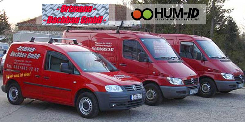 Neuer Partner: Ortmann Dachbau GmbH