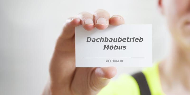 Neuer Partner: Dachbaubetrieb Möbus