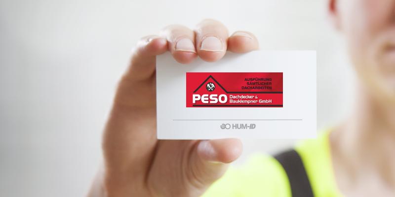 Neuer Partner: Peso Dachdecker und Bauklempner GmbH