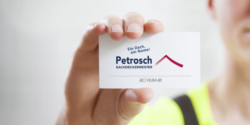 Neuer Partner: Petrosch Dachdeckermeister GmbH