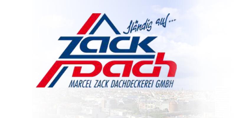 Neuer Partner: Marcel Zack Dachdeckerei GmbH