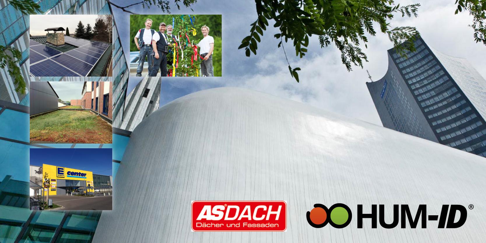 Neuer Partner: AS Dach