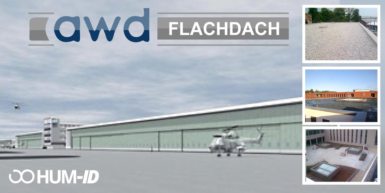 Neuer Partner: AWD Flachdach