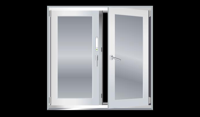 Smart bis unters Dach – Teil 13: Fenster- und Türsensoren