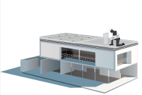 Hum-ID Einbau Dachkontrolle