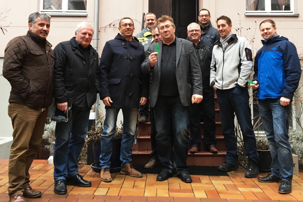 Vertriebstreffen 2016 in Berlin