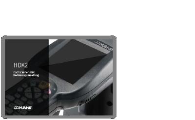 Hum-ID Bedienungsanleitung HDX3