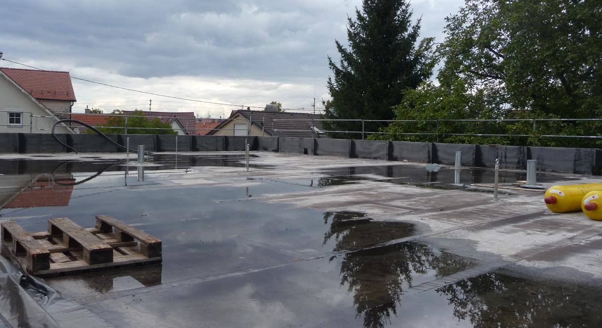 Hum-ID Neubau Nasses Dach