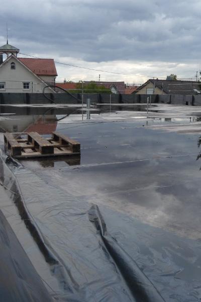 Hum-ID Leienfelden Referenzen nasses Dach