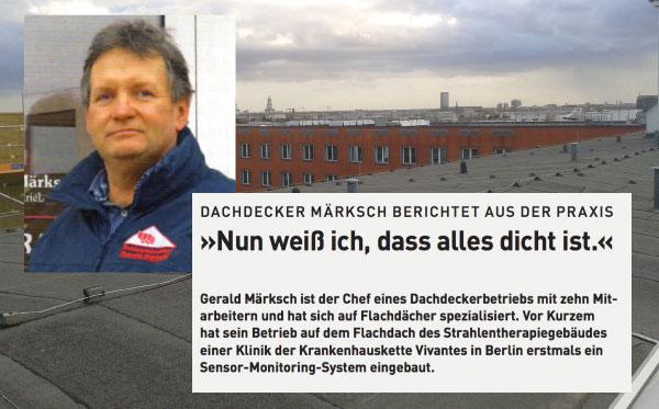 Dachdecker Hum-ID Erfahrungsbericht