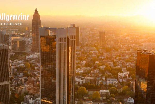 Hum-ID in der Frankfurter Allgemeinen Zeitung