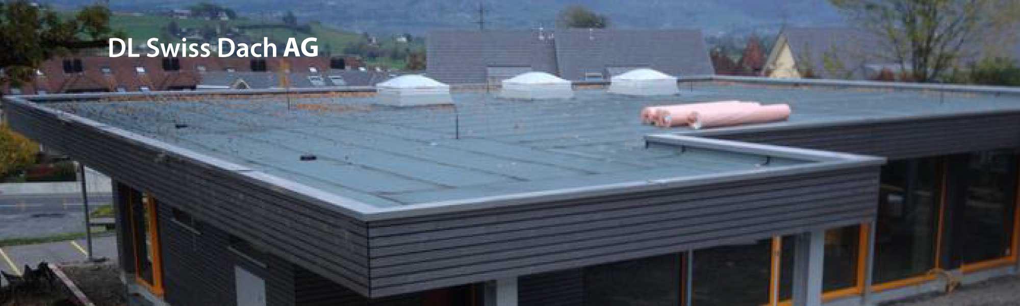 Neuer Dachdeckerpartner in der Schweiz: DL Swiss Dach AG punktet sofort mit Sensortechnik