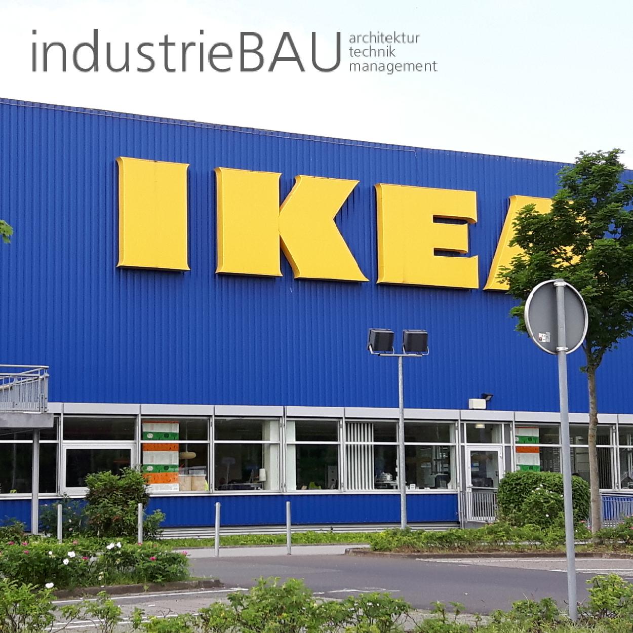 Dachmonitoring in der Anwendung – HUM-ID in der Industriebau