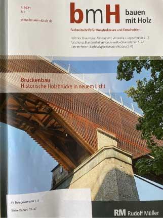 """""""Kontrolliert die Feuchte"""": HUM-ID in der """"bauen mit holz"""""""