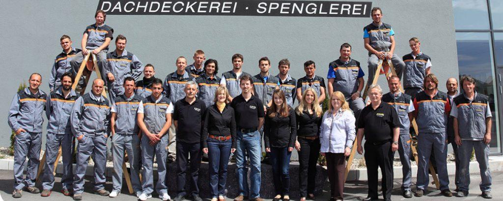 HUM-ID Partner Spindler Dachdeckerei-Spenglerei